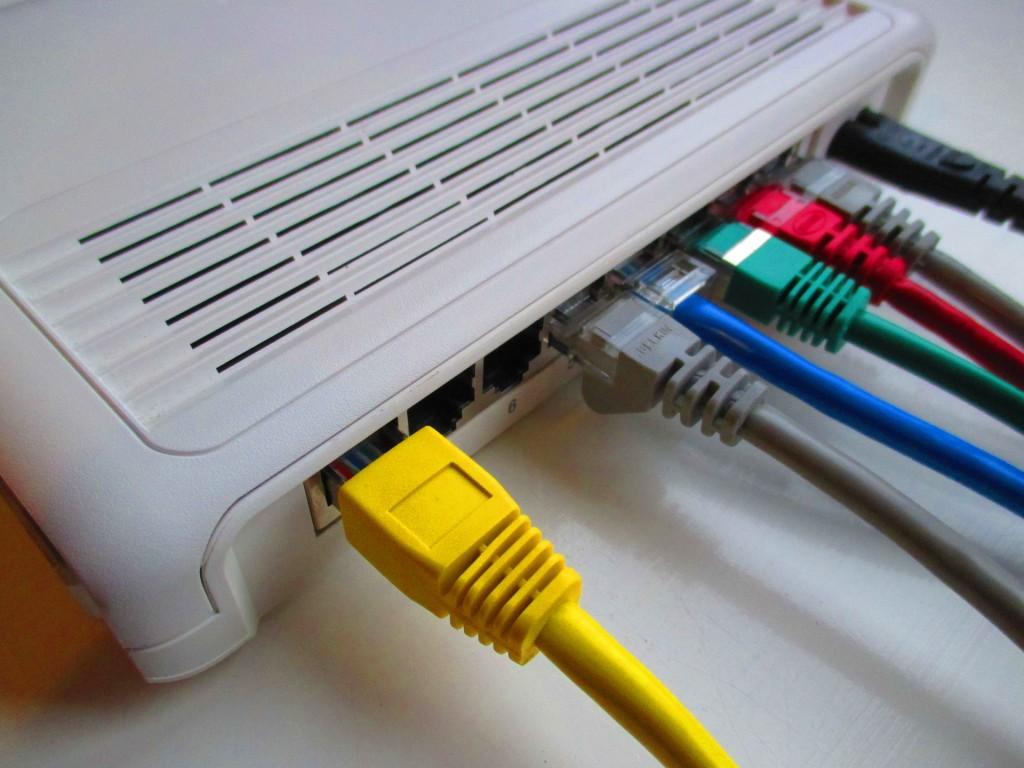 connectique réseau